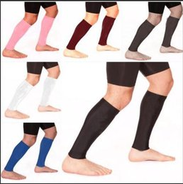 Wholesale Leg Support Sports - hot selling 2016 new arrival Medical Sports Calf Brace Support Sleeve Leg COMPRESSION Running Shin Exercise