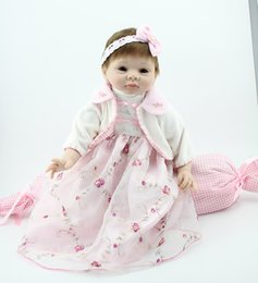 Wholesale Real Doll Hand - Hand-made lifelike reborn doll soft silicone vinyl so truely real