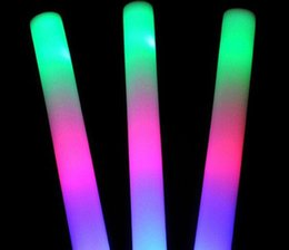 Wholesale Toy Tubas - LED foam stick foam light sticks wholesale glow sticks concert tuba STICK sponge sticks