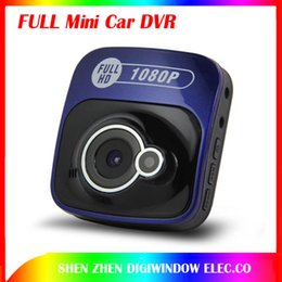 Wholesale Products Mini Sd - New Products Original FULL HD MINI Car Dvr Vehicle Camera Video Recorder HDMI GS408 Car dvr camera Free shipping