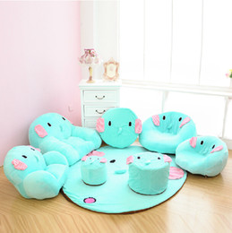 Wholesale Best Bedroom Decor - 8pcs lot Cute Kids Bedroom Furniture Sets Home Decor For Children Birthday Xmas Best Gifts Free Shipping