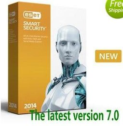 Wholesale Eset Smart Security Years - Wholesale - ESET NOD32 Smart Security 7.0 6.0 5.2 version half year 1pc 1user 180days key with user name and password
