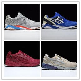 Wholesale Gel Cut - Christmas gift Gel-Kayano Running Shoes Men Top Quality Cushioning Original Stability Basketball Shoes Boots Sport Sneakers 36-45