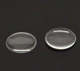 Wholesale Epoxy Resin Stickers - Wholesale-Hot Sale 204 Clear Round Epoxy Domes Resin Stickers 12mm Dia. (Over $100 Free Express)