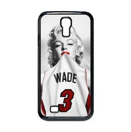 Wholesale Galaxy S4 Case Marilyn Monroe - New arrival Marilyn Monroe in Miami cool for samsung galaxy S3 S4 S5 S6 samsung note4 hard plastic cell phone case