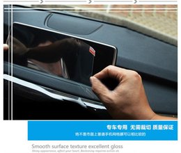 Wholesale Bmw Guard - Car navigator screen Protector Guard Cover For BMW NEW X5 F15 2014-2015 NEW X6 F16 2015