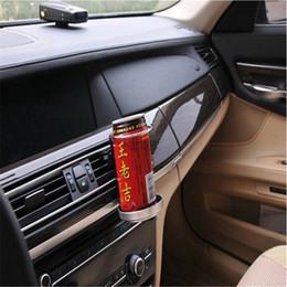 пластиковые компьютерные стойки Скидка Универсальный Напиток Бутылка Подстаканник Авто Грузовик Автомобиль Вентиляционное Отверстие На Выходе Крепление Бутылки Напиток Подстаканник