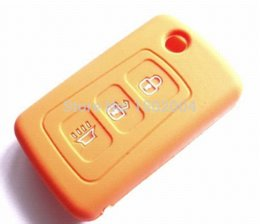 Wholesale Great Wall H5 - Great Wall Hover H5 H3 car silicone rubber key chain key holder key bag h3 100w