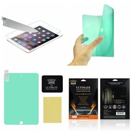 Wholesale Ipad Mini Screen Retail - Clear BUFF Ultimate Screen Protector For iPad Air 5 Air2 6   2 3 4   Ipad Mini 1 2 3 Shock Absorption Explosion-proof With Retail Package