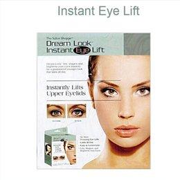 Wholesale Dream Look Eye Lift - 2015 New Dream Look Instant Eye Lift Instantly Lifts Upper Eyelids Upper Eyelids Salon Shoppe Eye Lift Free DHL Factory