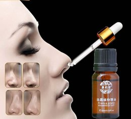Wholesale Magic Nose Up Lift - Wholesale-2016 Effective brand No Surgery Powerful Nosal Bone Remodeling Nose Lift Up Cream Magic Essence Cream Nose up essential oil 10ml