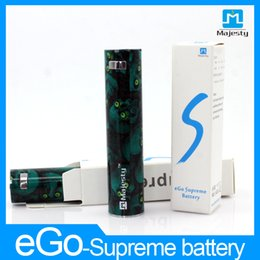 Wholesale High Voltage Protection - High Quality 2015 eGo ONE battery 1100mAh 2200mah direct output mode low voltage protection surpreme electronic cigarette for eGo one