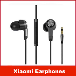 Wholesale High Fidelity Stereo - Newest 100% Original Xiaomi Piston 3.0 Titanium Balance High Fidelity Quality Stereo In-Ear Earphones