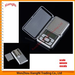 Wholesale Cell Phone Digital Scales - 1pcs New 500g * 0.1g LCD , Pocket Scale Jewelry Diomand Balance Cell Phone Electronic Digital & Pesas Weight Bascula Bilancia order<$18no tr