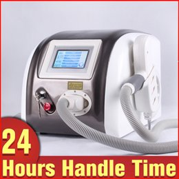 Wholesale Hot Lips Tattoos - 2015 New Hot ND Yag Laser Lip Line Removal Eyebrow Tattoo Removal Skin Rejuvenation Beauty Device