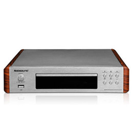Wholesale High Quality Cds - Nobsound DV-525 High Quality DVD CD USB Player Signal Output Coaxial Optics RCA HDMI S-Video 110-240V 50Hz