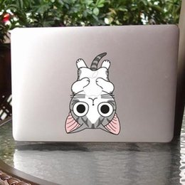 "Wholesale Vinyl Sticker Macbook - Chi's Sweet Home Chi-4 Creative personality Vinyl Local Decal Sticker Skin for Apple MacBook 12""air11"" 13"" Pro13"" 15"" 17"" Retina13"" 15"""