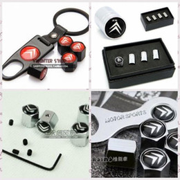 Wholesale Citroen Key Ring - 2014 limited time-limited citroen c4 c2 c5 c6 picasso c4l ds4 ds3 ds5 air cap include key ring fit models