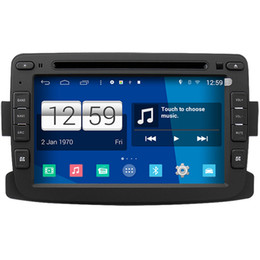 Wholesale Car Dvd Renault - Winca S160 Android 4.4 System Car DVD GPS Headunit Sat Nav for Renault Duster   Dacia Duster   Dokker with 3G Radio Video Tape Recorder