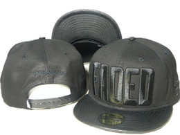 Wholesale Faded Snapback - D9 Reserve Faded Snapbacks D Nine Reserve Faded Snapback Embroidered Man Hat Woman Cap Fashion Hip Hop Hats Caps DD