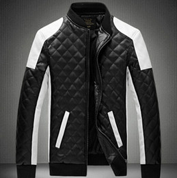Designer Leather Jackets Mens - Coat Nj