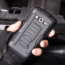 Wholesale Mini Case For Belt - Future Armor Rugged Defender Holster Belt Clip Protection Hybrid Kickstand Case For Samsung Galaxy s3 S4 S5 mini S6 active Avant Shockproof