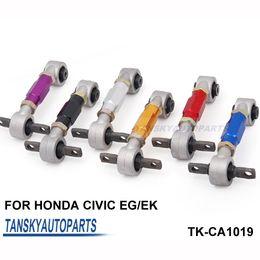 Wholesale Eg Control - Tansky - Rear Camber KiT 10mm Hole for Honda Civic EK EG (silver,blue,red,golden,purple,black) TK-CA1019