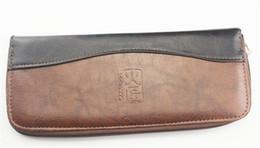 Le borse dell'unità di elaborazione per le forbici dei capelli 2 pezzi hanno fissato l'alta qualità libera di trasporto di stile classico da