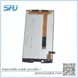 Wholesale Lcd Innos - Wholesale-5'' For Innos D10 LCD Display +Touch Screen Digitizer Full Assembly Highscreen Boost II 2 Mobile Phones Panel