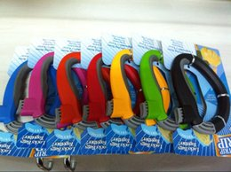 Wholesale grocery carrier - 200pcs free shipping High Quality One Trip Grip Shopping Grocery Bag Grip Holder Handle Carrier Tool wholesale