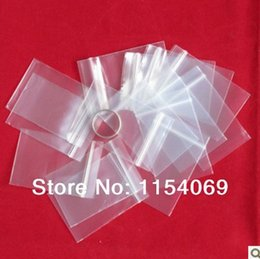 Wholesale Thick Zip Bag - Wholesale- Thick Bag !Free Shipping! Packing Bags !500pcs lot (4cm*6cm) Clear Resealable Plastic Bags, PE Zip Lock Bags.thickness:0.05mm