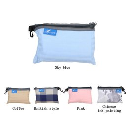 Wholesale Healthy Pillowcases - Portable Outdoor Travel Sleeping Bags Lightweight Camping Hiking Healthy Cotton Sleeping Bag Liner with Pillowcase