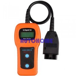 audi diag Desconto 1 X U480 OBD2 LCD Auto diagnóstico de carro falha código lector ordem $ 18no faixa
