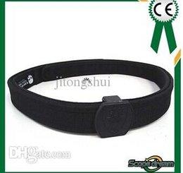 Wholesale Ipsc Special Shooting Belt - Wholesale-IPSC SPECIAL SHOOTING BELT BLACK waist belt