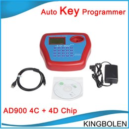 Wholesale Toyota Mazda Key Programming - 4D Clone King AD900 AD 900 KEY Programmer Professional Key Programming Tool Two years warranty