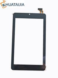 "Tableta digma online-Venta al por mayor - Nuevo panel táctil para 7 ""DIGMA Optima 7307D TS7092AW Tablet pantalla táctil digitalizador de vidrio Sensor de reemplazo Envío Gratis"