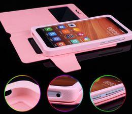 Wholesale Blu Vivo Case - Universal Slide Wallet Flip Leather Case For 3.8 - 6.0 inch Phone iPhone Samsung LG HTC Nokia Alcatel Huawei ZTE Oneplus BLU WIKO OPPO VIVO