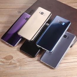 Wholesale Heart Curves - latest Goophone S8 plus 6.2 inch Full Screen Edge Curve Quad Core MTK6580 Ram 1GB Rom 8G Dual Sim 3 G IPS Cellphones Unlocked Free Shipping