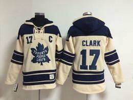 Canada Qualité supérieure ! T-shirt à manches longues # 17 Wendel Clark cheap winter creams Offre