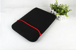 Wholesale Apple Macbook Pro Pouch - 100PCS Free Shipping laptop sleeve case Cover Bag for ipad 1,2,3 for MacBook AIR pro 7 13 14 15 inch notebook computer tablet PC