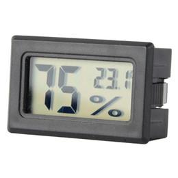 Wholesale Meters Sensor - New Hot Moisture Meters Built In Sensors Embedded Electronic Digital Hygrometer LCD Display T0722 W0.5