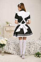 Wholesale Japan Maid - Wholesale-Lolita Leprechaun maid dress LoveLive!costume Kousaka Honoka onepiece Anime cosplay Japan game uniform for women halloween