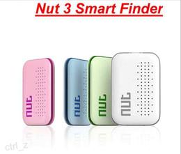 handy-sicherheit steht Rabatt nut3 Mutter 3 Smart Finder Bluetooth Tracking-Schlüssel mutter 3 Mini Smart Tracker Tag für Kind Haustier Schlüssel Finder Sensor Alarm GPS Locator