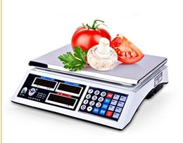 Wholesale Digital Scale Ems - EMS Free shipping Electronic scales platform scale electronic scale 30kg platform balance electronic price computing scale kitchen scale by