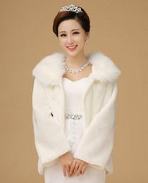 Wholesale Blanco Long - High Quality Wedding Bolero White Long Sleeves Bolero Novia Blanco Veste Longue Femme Manche Longue Wedding Dress Jacket G54