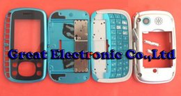 Wholesale Mobile Phone Housing Accessories - 20pc,full replacement housing faceplates for samsung b3310 b3318 mobile phone repair cover cell phone case panel frame+accessories,keypad