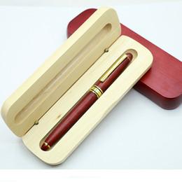 Одиночные коробки ручки ретро высокое качество древесины пеналы пустые деревянные подарочные коробки Оптовая DHL FEDEX Бесплатная доставка от Поставщики оптовые подарочные коробки пустые