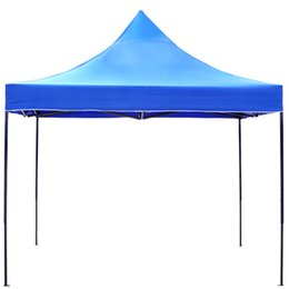 Wholesale Camp Canopies - LLWA100 factory Outdoor shade canopy folding umbrella telescopic car tent printing advertising tent 600D Encryption water-proof Oxford cloth