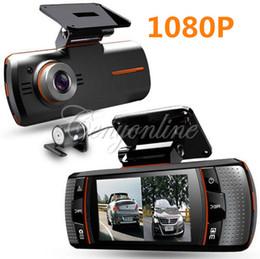 Wholesale Tft Rearview Mirror Dual Lens - car dvr Universal A11 2.7 TFT HD 1080P 120 Wide Angle Night Vision LCD Dual Lens Dash Vehicle DVR Rear Camera Car Black Box Monitoring order<$18no t