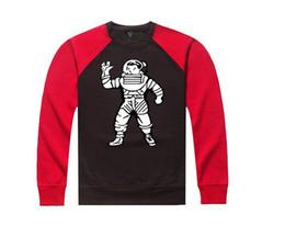 Wholesale Sweat Suits For Boys - US SIZE S-3XL camo galaxy astronaut bbc billionaire boys club jumpsuit mens tracksuit set jogging sweat suits for men